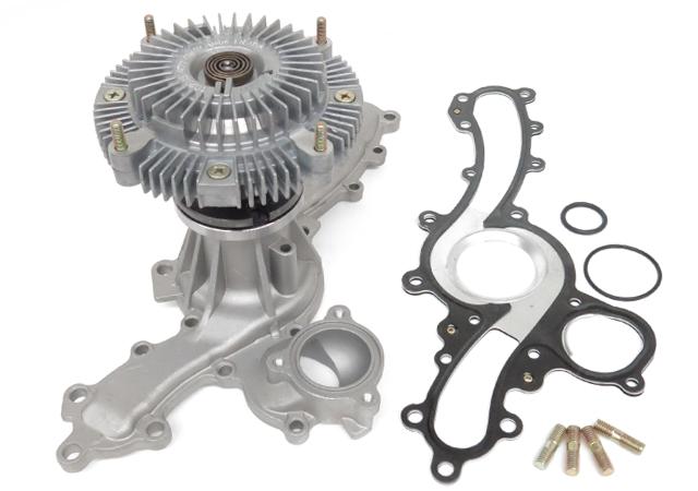 Engine Water Pump US Motor Works US8963